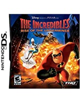 Incredibles 2: Rise of the Underminer - Nintendo DS