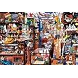 1000マイクロピース 雑貨屋のアルファベット「S」 M81-516 ビバリー (2010/7/10)