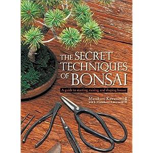【クリックで詳細表示】英文版 盆栽・秘密のテクニック - The Secret Techniques of Bonsai