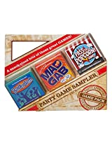 Mattel Party Game Sampler