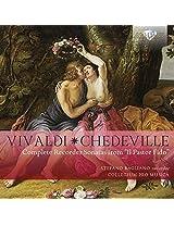 Vivaldi; Chedeville: Complete Recorder Sonatas from 'Il Pastor Fido'