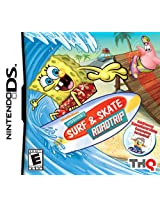 Spongebob Surf & Skate Roadtrip (Nintendo DS) (NTSC)