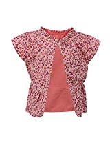 Tickles Girls Shrug(TISR000016A-2-3Y_Pink_2-3 Y)
