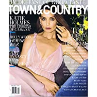 TOWN & COUNTRY April 2017 小さい表紙画像
