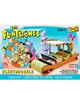 Lindberg USA 1/25 Scale Flinstones Car Plastic Model Kit