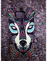GVC 2015 SHINES IN DARK LIMITED EDITION 3D cute Cartoon Animal world DEER Phone Case Cover For Samsung Galaxy Alpha 4G LTE G850 : DEER