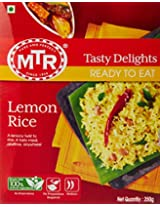 MTR RTE Lemon Rice, 250g
