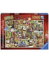 The Christmas Cupboard - Colin Thompson 1000pc Puzzle