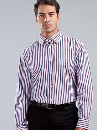 Cortefiel Camisa (Rojo)