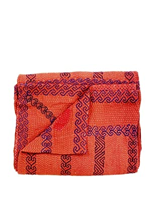 Kantha Throw, Multi, 50