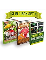 The Backyard Homestead Survivalist Super Set: FREEDOM! Amazing Beginners Guide To Backyard Homesteading, Saving You and Your Family Time and Money When You'll Need it Most