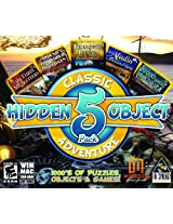 Hidden Object Classic Adventures - 5 Pack