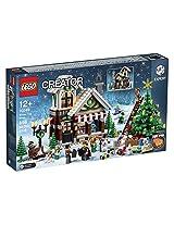 Lego Winter Toy Shop, Multi Color