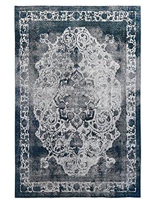 Kalaty One-of-a-Kind Pak Vintage Rug, Gray, 9' x 13' 8