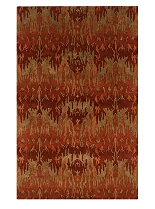 Trade-Am Majestic Rug (Red)