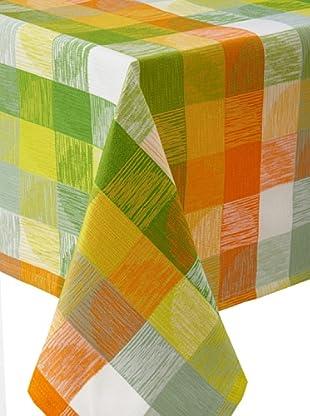 Garnier-Thiebaut Mille Trames Tablecloth (Capucine)