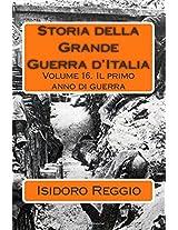 Storia Della Grande Guerra D'italia: Il Primo Anno Di Guerra: 16