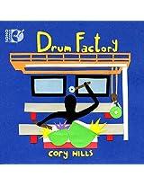 Hills:Drum Factory [Cory Hills] [SONO LUMINUS: DSL-92199]