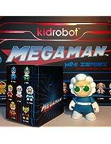 "Kidrobot MEGA MAN Mini Series 3"" Vinyl Figure - ICE MAN"
