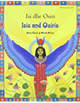 Isis and Osiris (Albanian Edition)