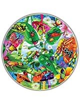 Round Table Puzzle - Creepy Critters (500 Piece)