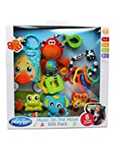 Playgro Playgro Music on The Move Gift Pack for Baby