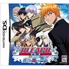 BLEACH DS ���V�ɋ삯��^��