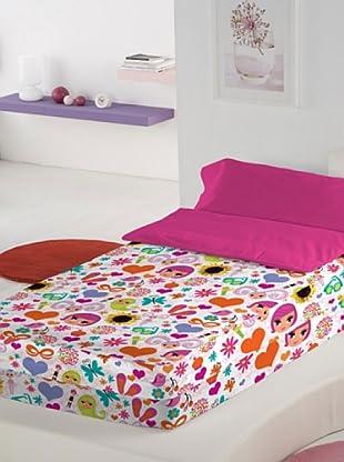 Robin Zingone Saco Nórdico Con Relleno Kids (Multicolor)