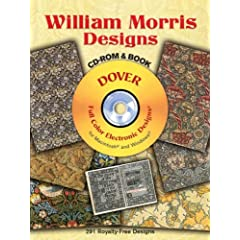 William Morris Designs (Full-Color Electronic Design)