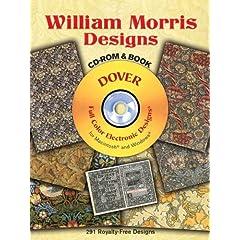 William Morris Designs (Full-Color Electronic Design)