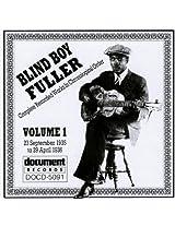Blind Boy Fuller V1 1935/36