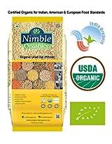 Nimble Organics Urad Dal (Whole) 1 Kg