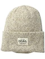 Coal Men's Uniform Se Soft Lined Beanie, Natural, One Size