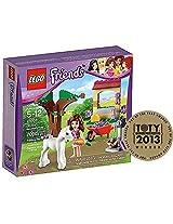 Lego Friends Olivia Newborn Foal Play Set