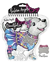 Dog Trendfolio Sketchbook and Necklace Set by Fashion Angels, Project Runway