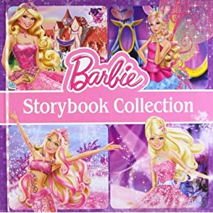 Barbie Storybook Collection (Old Edition)