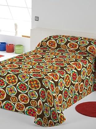 Colcha Bouti Retro (Multicolor)