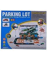 3D puzzle- Parking lot(MEDM041)