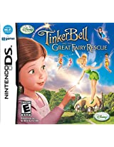 Disney Fairies Tinkerbell and the Great Fairy Rescue (Nintendo DS) (NTSC)