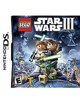 Lego Star Wars III: The Clone Wars (Nintendo DS) (NTSC)