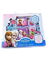 Disney Frozen Elsa and Anna Diary Gift Tote