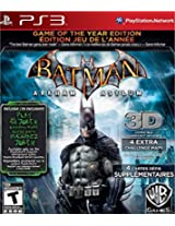 Batman Arkham Asylum - Game of the Year Edition (PS3)