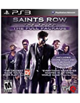 Saints Row the Third - The Full Package (PS3)