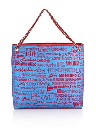 Love Moschino Borsa (Azzurro)