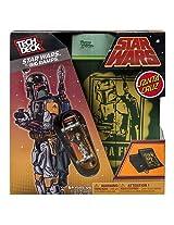 Tech Deck TD Big Ramps Star Wars Boba Fett Santa Cruz