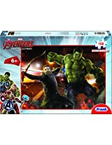 Frank Avengers - Age of Ultron, Multi Color (108 Piece)