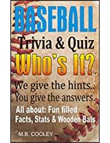 Baseball Trivia & Quiz - Who's It ?