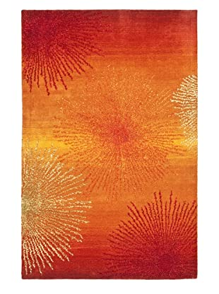 Soho Rugs Fireworks (Rust/Multi)