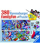 Ravensburger Go Fly a Kite - 380 Piece Family Fun Puzzle