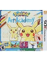 Pokemon Art Academy (Nintendo 3DS) (NTSC - US Version)